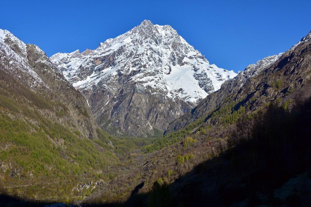 Pays des Écrins - Mont Pelvoux et vallon d'Ailefroide