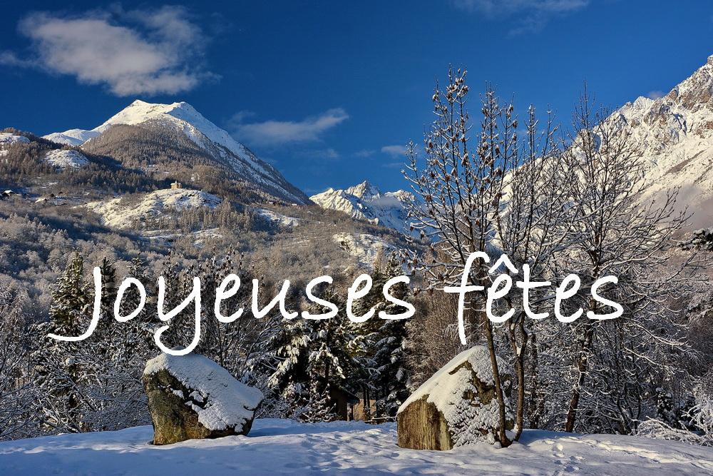 Pays des Écrins - Ambiance hivernale