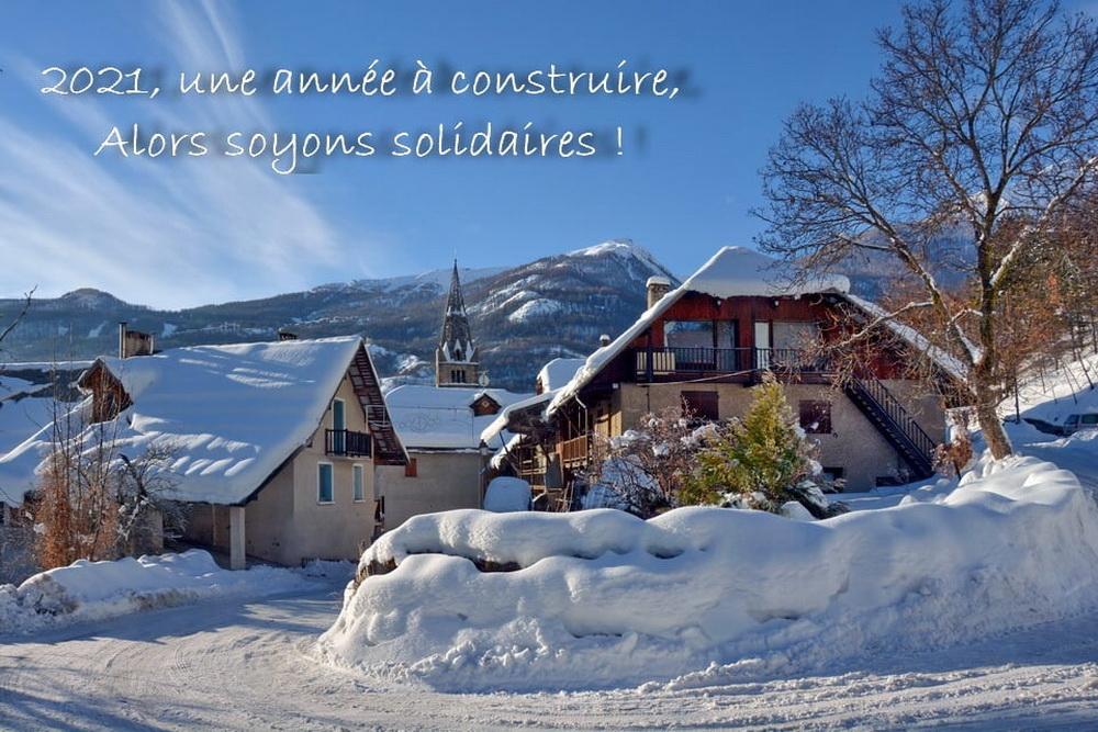 Pays des Écrins - Vallouise, Route du Villard