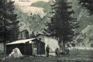 La Vallouise - Pré de Madame Carle - Refuge Cézanne et Glacier Blanc (vers 1905)