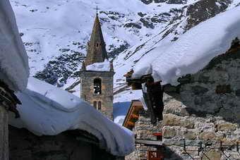 Massif de la vanoise haute maurienne bonneval sur arc - Office de tourisme de bonneval sur arc ...