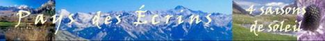 Pays des Écrins - l'Argentière-la-Bessée, Freissinières, Dormillouse, Champcella, la Roche-de-Rame, Saint-Martin-de-Queyrières